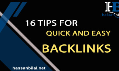 16 tips for quick and easy backlinks