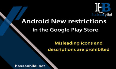 Android New restrictions in the Google Play Store