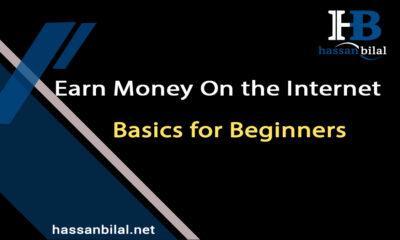 Earning money on the internet - basics for beginners