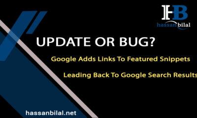 Google Bug or Update