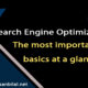 Search Engine Optimization: The Most Important Basics At A Glance